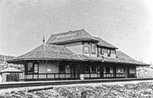 Searchmont rail station